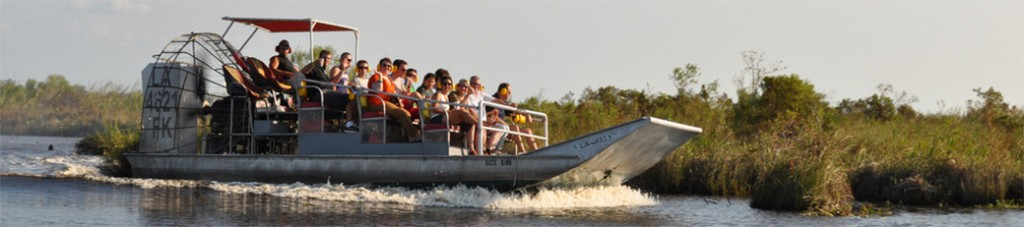 See the swamps like you've never seen them before on an airboat tour with Airboat Adventures!