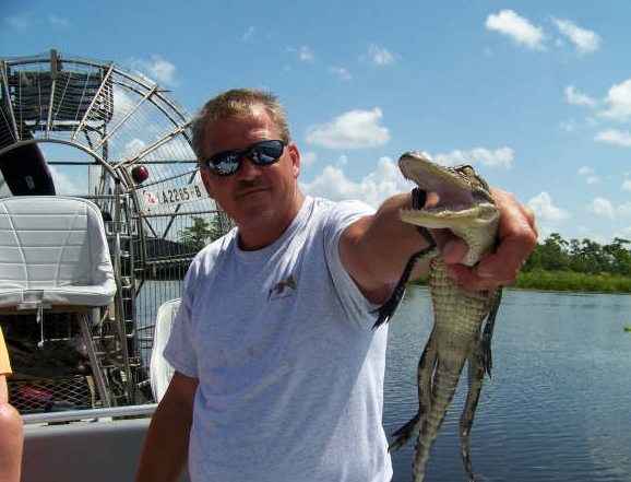 Southern Louisiana Swamp Tours