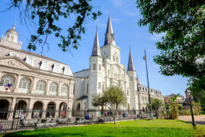 things to do outdoors in new orleans
