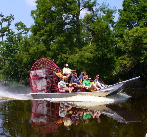 6 adventurous things to do in new orleans for families for Things not to miss in new orleans